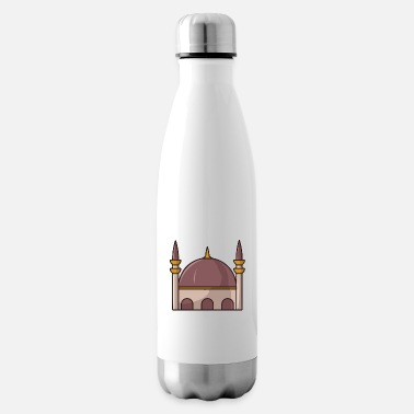 Mosque mosque - Insulated Water Bottle