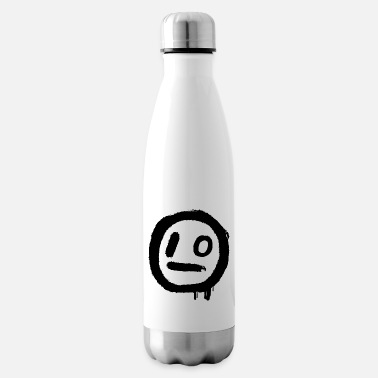 Edm Techno rave gift saying - Insulated Water Bottle