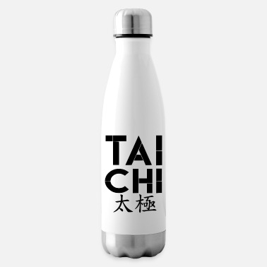 I Love Tai Chi I love Tai Chi, Tai Chi, Tai Chi Hoodies, Tai Chi - Insulated Water Bottle