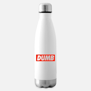 Dumb Dumb - Insulated Water Bottle