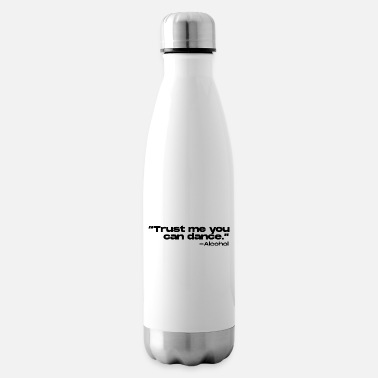 Trust Me You - Isolierflasche