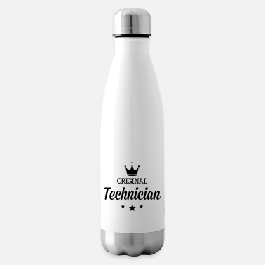 Schublehre Original three star deluxe technician - Insulated Water Bottle