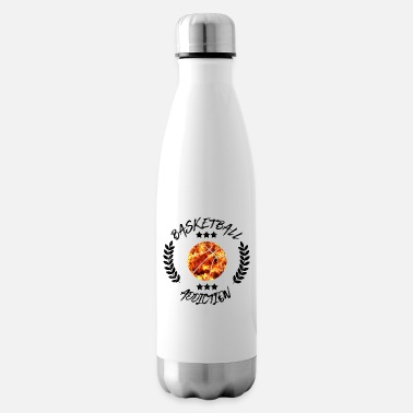 Addiction Basketball Addiction - Addict addicting ball sports - Insulated Water Bottle
