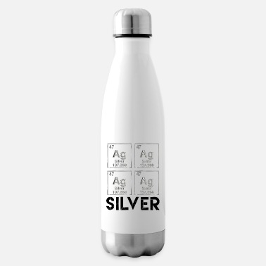 Silber Silber (Ag), Silber im Periodensystem, Silber - Isolierflasche