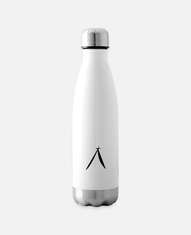 Summit Envy Mugs & Drinkware - Summit envy - Insulated Water Bottle white