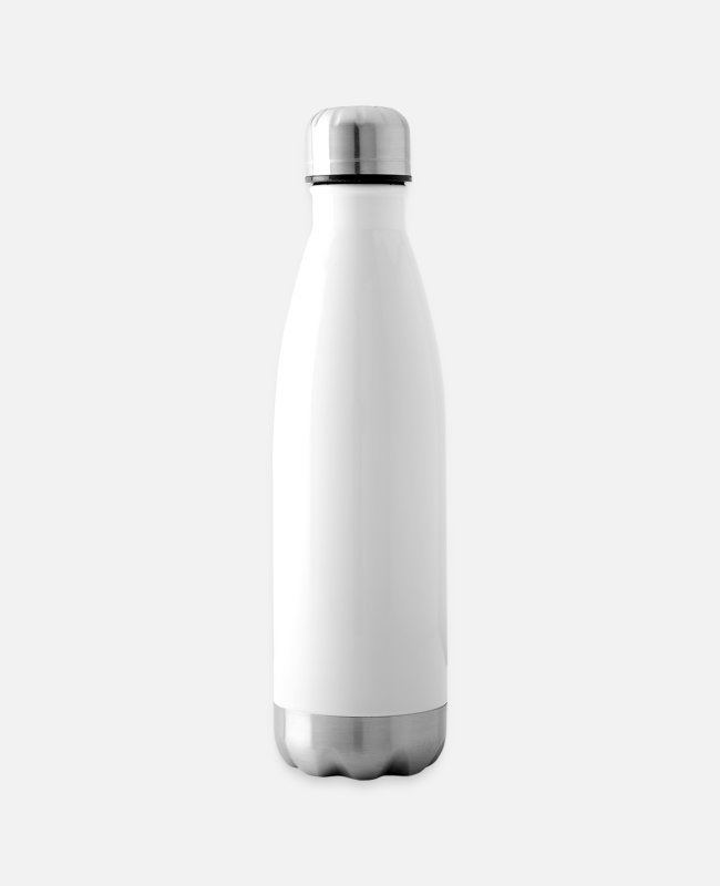 Team Bride Mugs & Drinkware - The Bride - Insulated Water Bottle white
