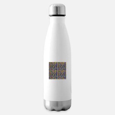 Mermaid gold glittery pattern - Insulated Water Bottle