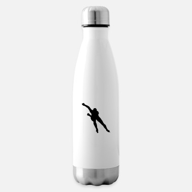 Velocidad ice skating II - Insulated Water Bottle