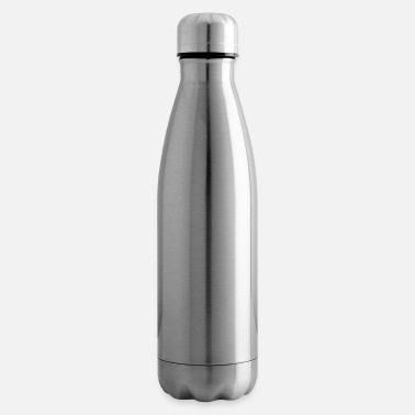 Keep Calm Or I Will Use My Coroner Voice - Insulated Water Bottle