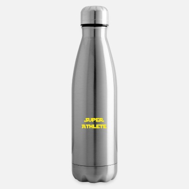 War Galaxies Best super athlete in the galaxy - Insulated Water Bottle
