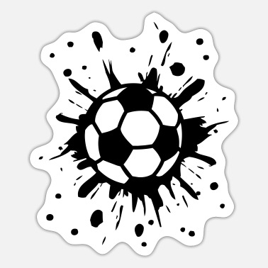 Splatter Football, Splash, Soccer, Splatter, - Tarra
