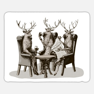 Stag Stag Party - Sticker