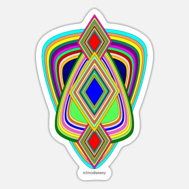 Tribal Tribal - Sticker