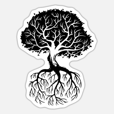 Root Roots - Sticker