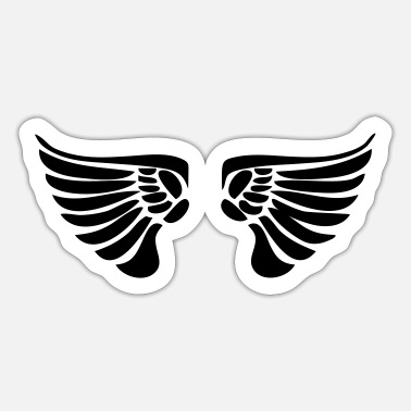 Wing Wing - Sticker