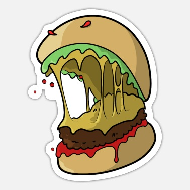 Imbisswagen Frankenburger - Sticker