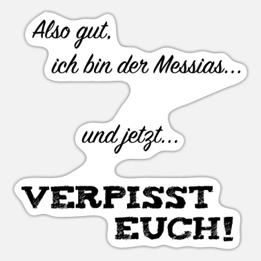 Messias Messias - Sticker