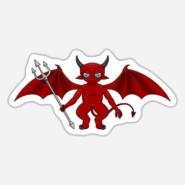 Devil Devil / Devil - Sticker