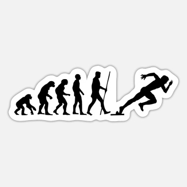 Sprint SPRINTER EVOLUTION! - Sticker