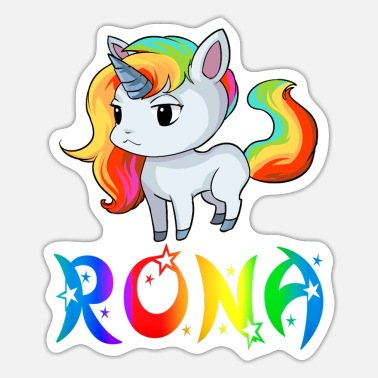 Rona Unicorn Rona - Sticker