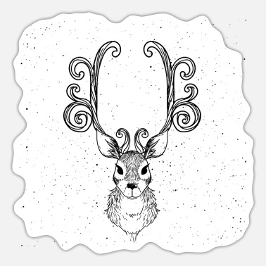 Antler Antler - Sticker