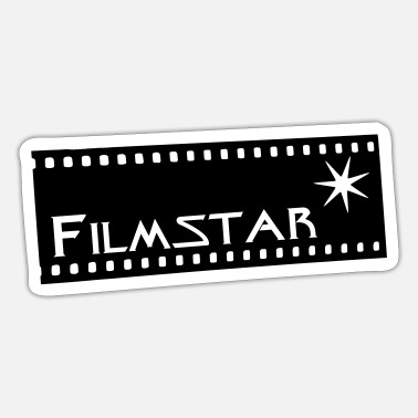 Movie Star Movie star - Sticker