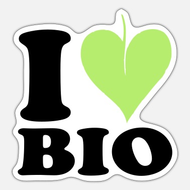 Bio I love Bio - Sticker