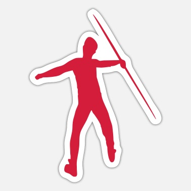Spear spear-thrower - Sticker