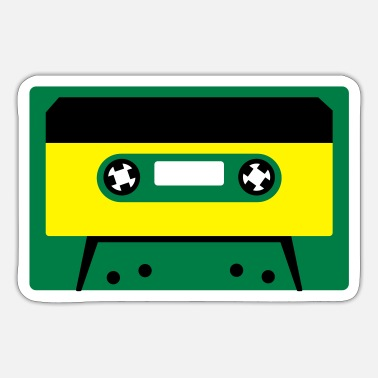 Audio Audio cassette - Sticker