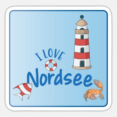 North Sea North Sea - Sticker