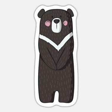 Bear Bear bear bear - Sticker