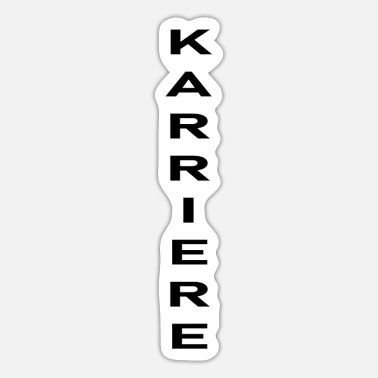 Karriere Karriere - Sticker