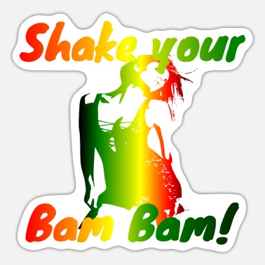 Dancehall Dancehall - Sticker