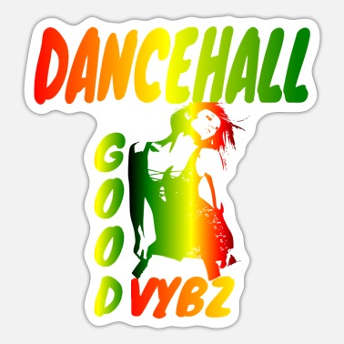 Dancehall Dancehall Vybz - Sticker