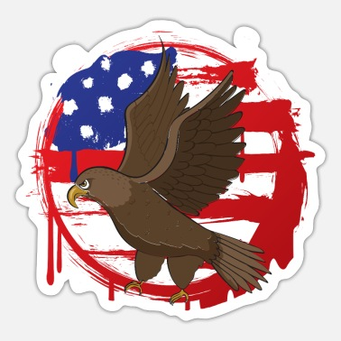 State United States - Sticker