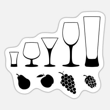 Liquor Liquor - Sticker