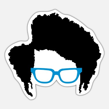 It Crowd Moss IT-Crowd - Sticker