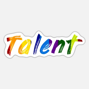 Talent Talent - Sticker