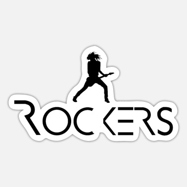 Rocker Rockers - Sticker