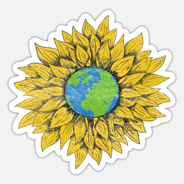 Nature Conservation Nature lovers conservation - Sticker