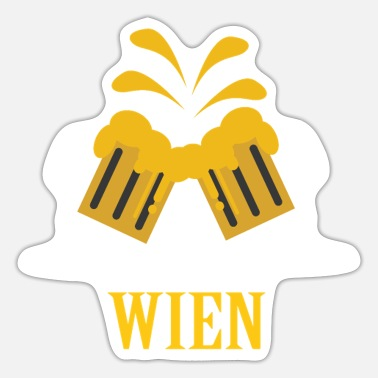 Wiesn Wiesn - Sticker