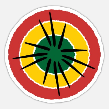 Reggae reggae - Sticker