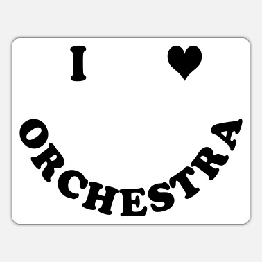 Orchester Orchester - Sticker