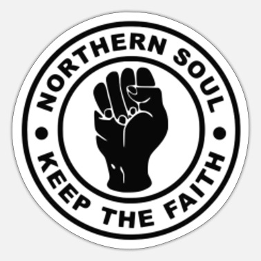 Northern Soul Northern Soul - Sticker