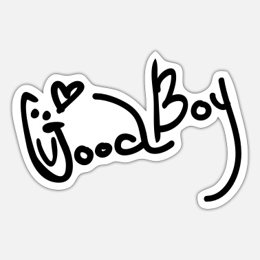 Good Boy Good Boy - Sticker