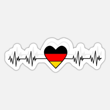Germans Germany German German Gift - Sticker