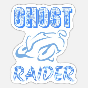 Raider GHOST RAIDER - Sticker