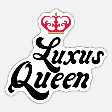 Luxe luxe - Sticker