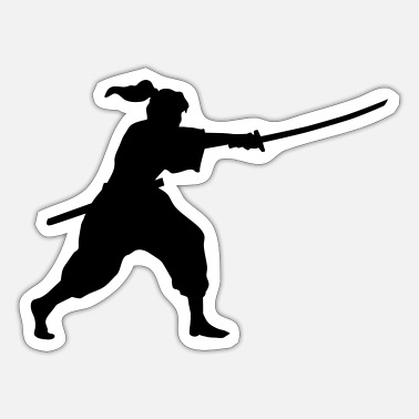 Fighter iaido fighter - Sticker