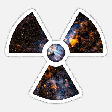 Nuclear Waste Nuclear - Sticker